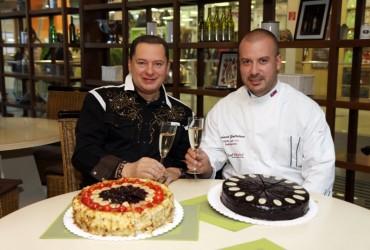 Jastin Topolský a ja