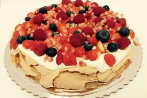 Pavlovovej torta